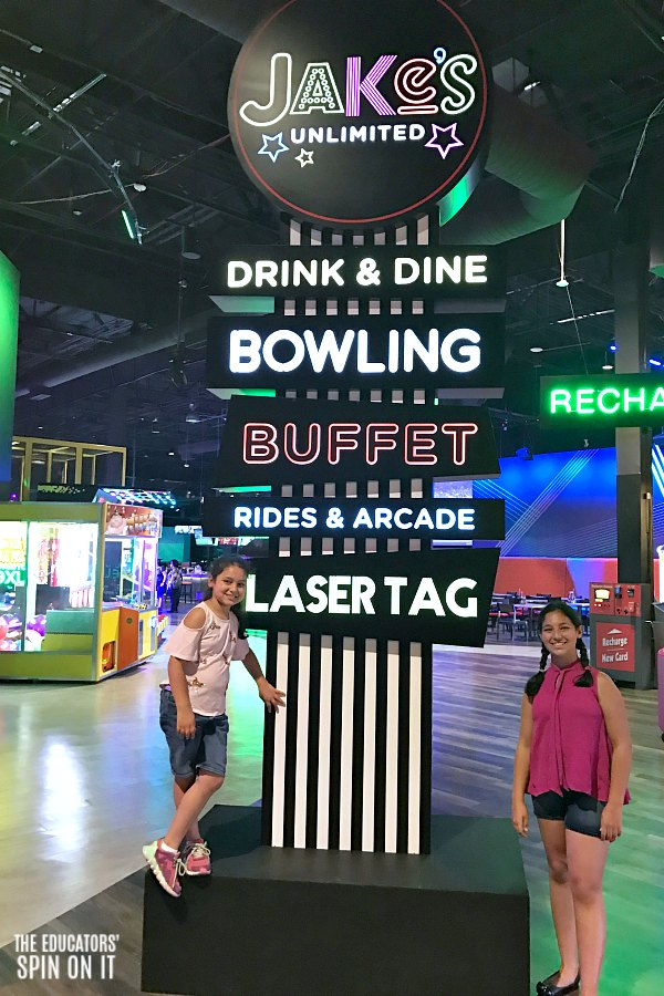 Family Friendly Attractions and Games at Jake's Unlimited in Mesa, Arizona