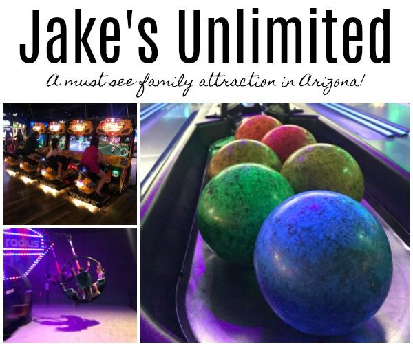 Family Fun at Jake's Unlimited in Mesa, Arizona