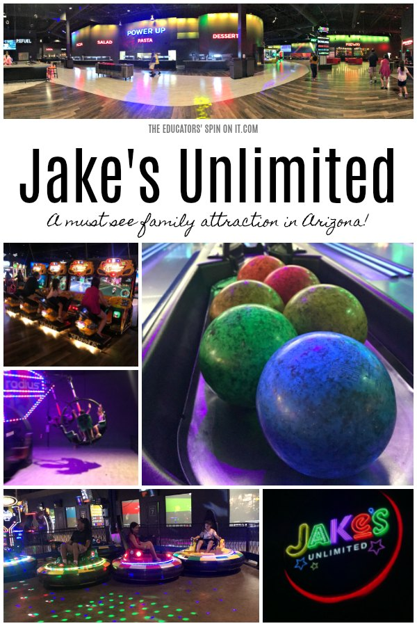 Family Review of Jake's Unlimited. A must see family attraction in Arizona