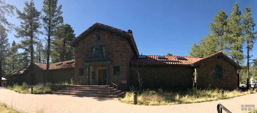 Museum of Northern Arizona in Flagstaff, Arizona