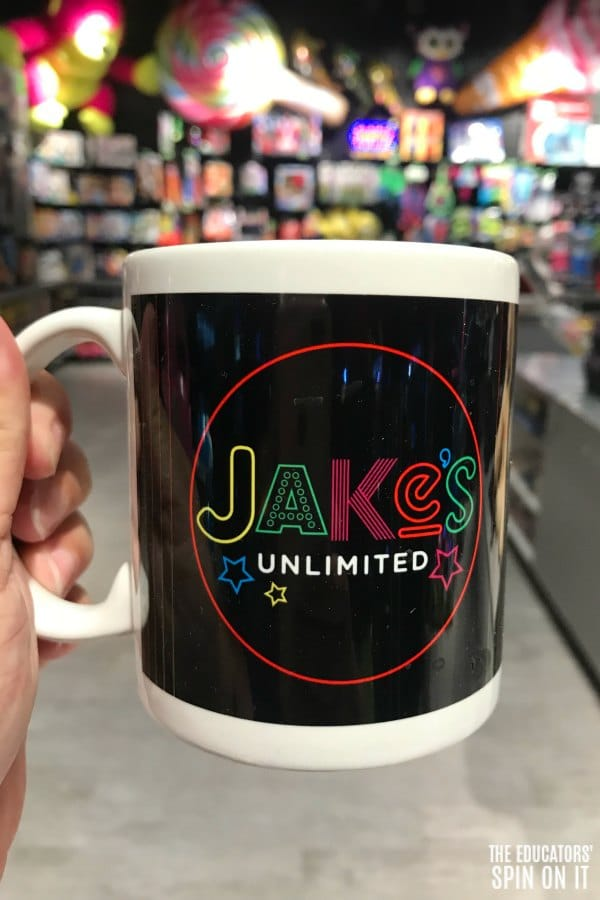 Prize Store at Jake's Unlimited in Arizona