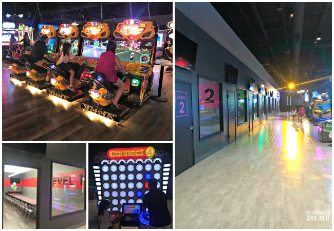 Video Games and Party Rooms at Jake's Unlimited in Mesa, Arizona