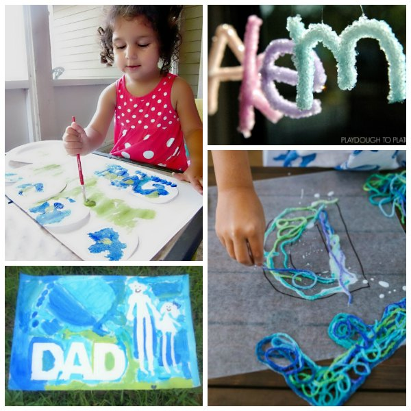 Creative Name Activities for Toddlers and Preschoolers