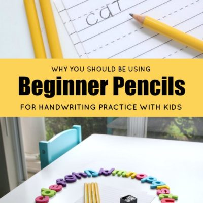 Why You Should Be Using Beginner Pencils for Handwriting Practice