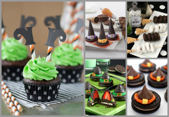 Dessert Ideas for Witch themed Halloween Party