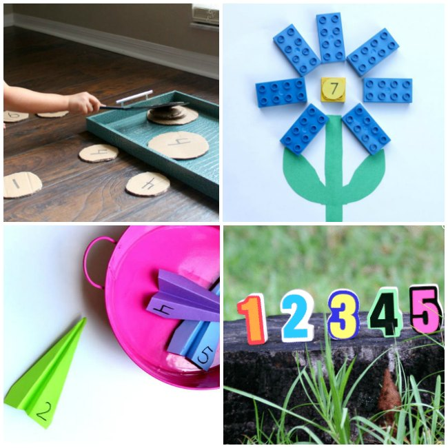 Spring Math Activities for Preschoolers