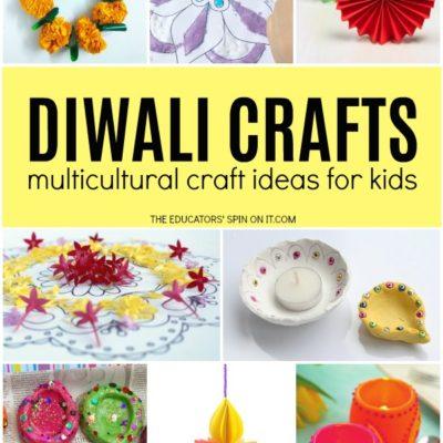 8 Easy Diwali Crafts for Kids