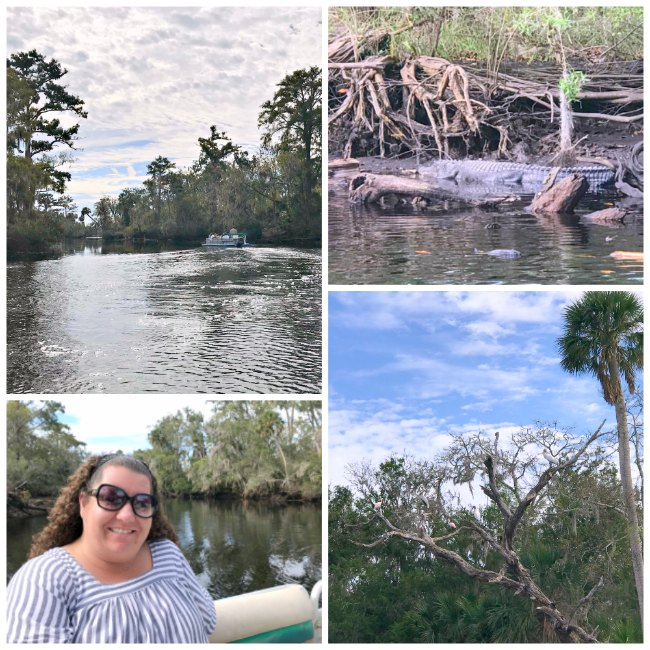 River Tour on FenHolloway River in Perry Florida with Georgia-Pacific