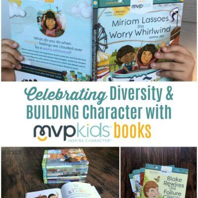 MVP Kids Books: Celebrating Diversity and Building Character