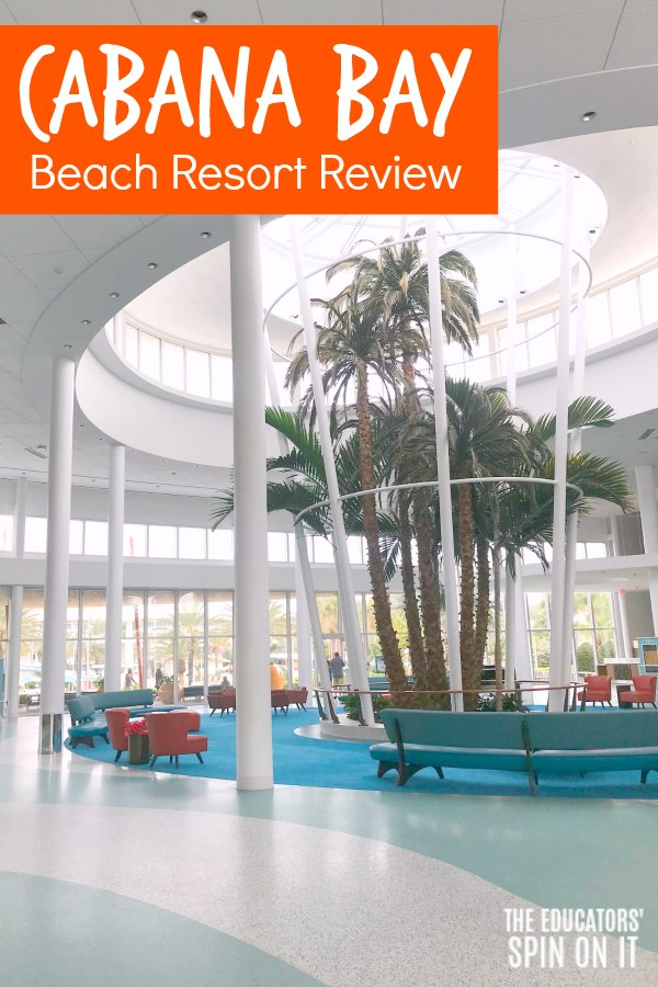 Cabana Bay Beach Resort Review at Universal Studios Resort