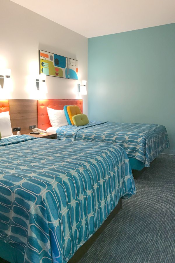 Cabana Bay Family Suite Beds