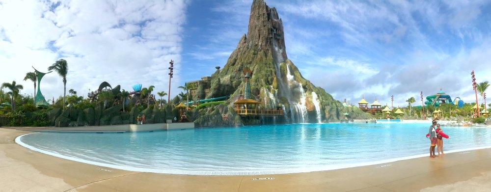 Volcano Bay at Universal Studios Orlando Florida
