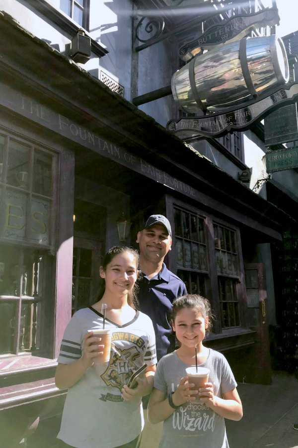 Wizardly World of Harry Potter at Universal Studios Orlando