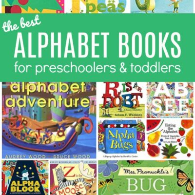 The Best Alphabet Books for Preschoolers