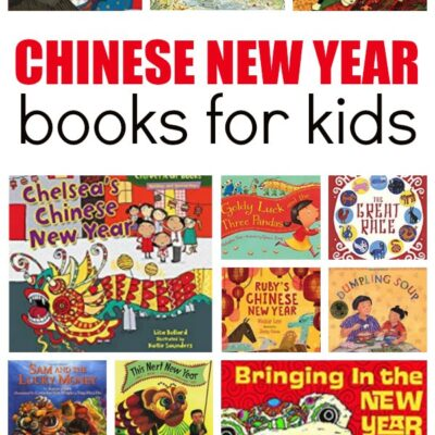 30+ Chinese New Year Books for Kids