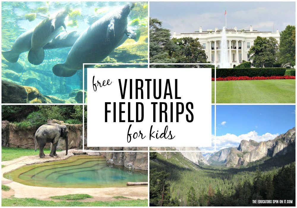 Virtual Field Trips for Kids