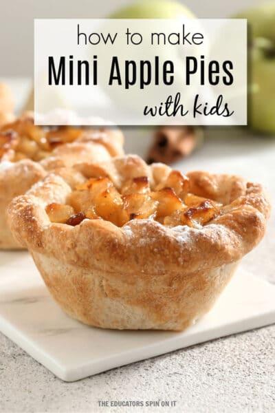 mini apple pie recipe for kids