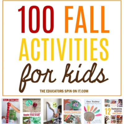 100+ Adorable Fall Activities for Kids