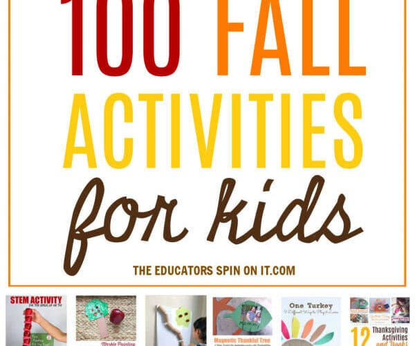 100 Fall Activities for Kids