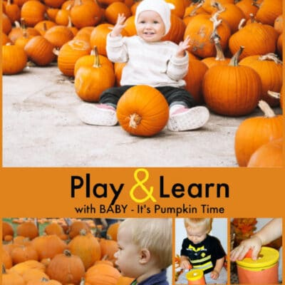 Pumpkin Activities to Do with Your Baby this Fall