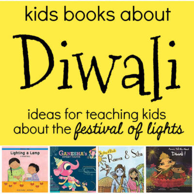 The Best Diwali Books for Kids of all Ages