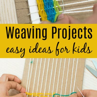 Weaving Projects for Kids Inspired by the Navajo Nation