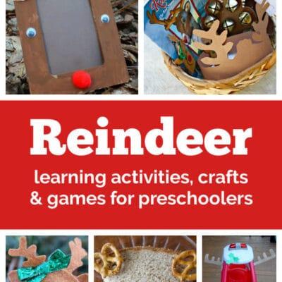 Reindeer Activities and Reindeer Games