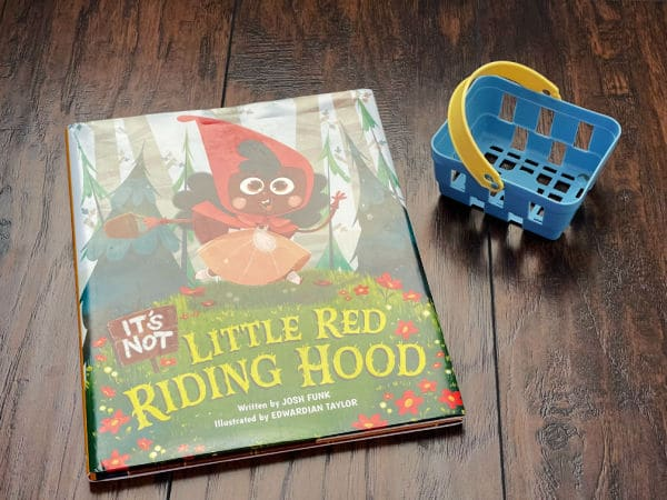 It's Not LIttle Red Riding Hood Book Activities