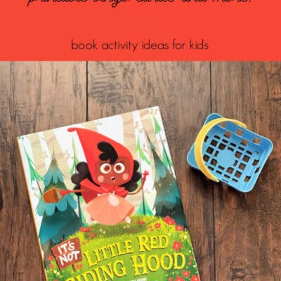It's Not Little Red Riding Hood Book Review