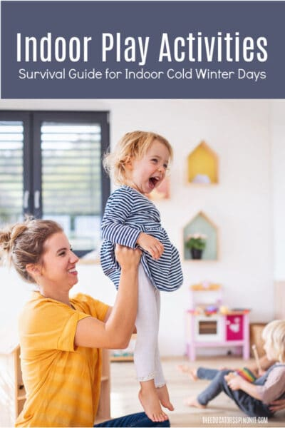 indoor play activities for cold winter days
