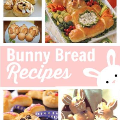 Bunny Bread Recipes for Kids