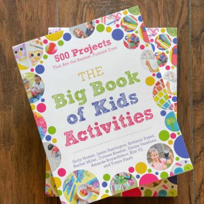 The Big Book of Kids Activities