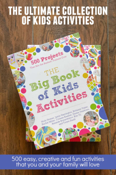 The Big Book of Kids Activities - 500 Projects That are the Bestest, Funnest Ever!