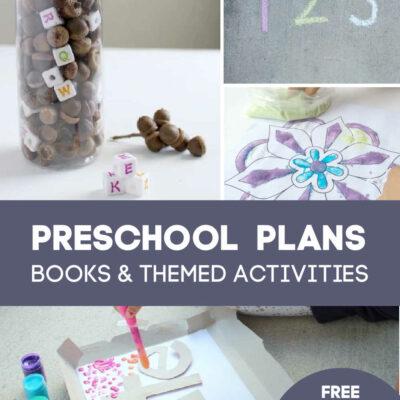 Book Activities for Preschoolers and Toddlers