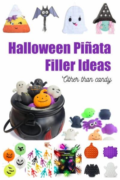 Halloween Pinata Filler Ideas Other Than Candy